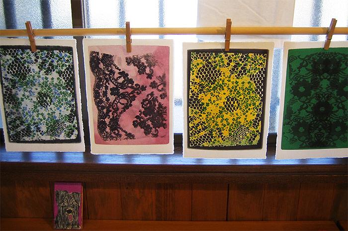 Prints by Kaitlin Martin, U.S.A.